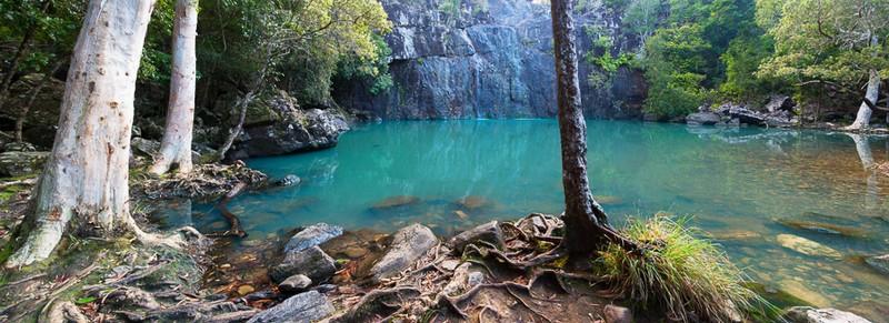 Cedar Creek Falls 9532 Gareth Bowyer Landscape Photography