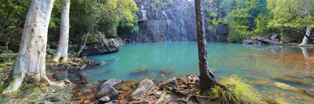 Cedar Creek Falls 9532 Gareth Bowyer Australian