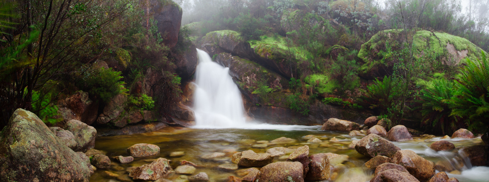 Lady Bath Falls, Mt Buffaalo NP, Victoria