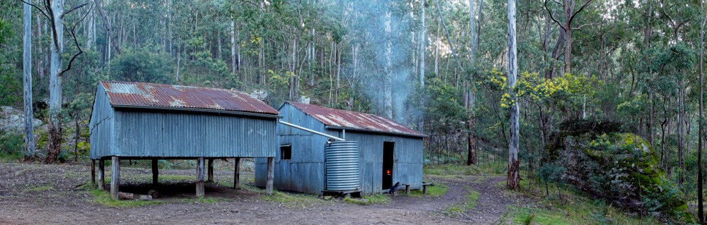 Sheepskin Hut, NSW, Australia