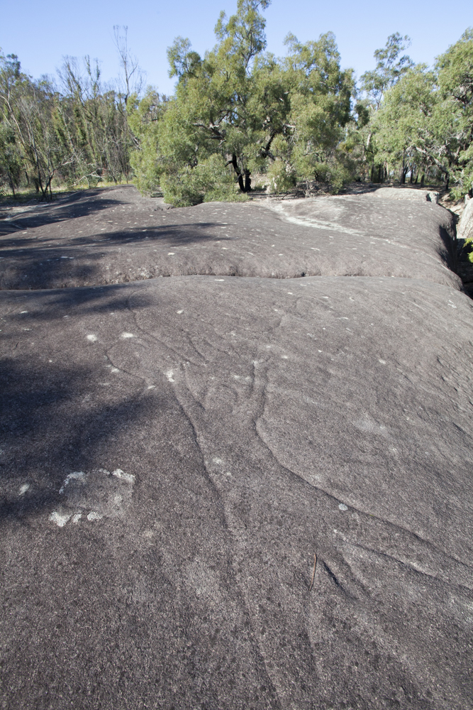 Aboriginal Sites of Yengo NP, NSW, Australia